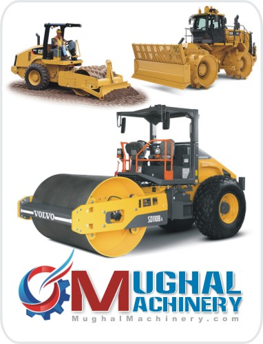 Construction Machinery Parts, Accessories & Repairs