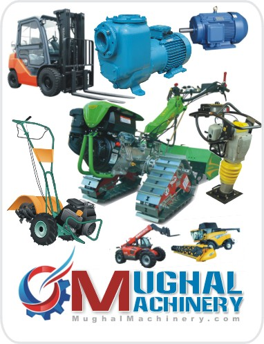 Import of Generators & Industrial Machinery
