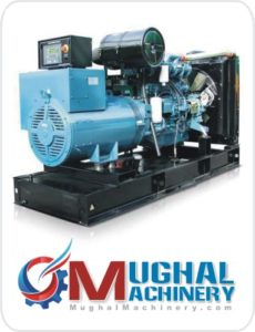 Mughal Machinery Industrial Generators Service & Repair