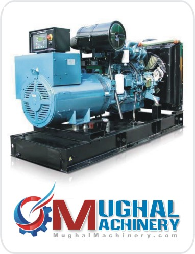 Industrial Generators Service & Repair