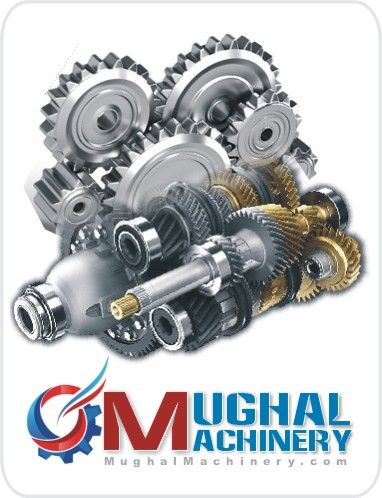 Machinery & Machine Parts & Accessories